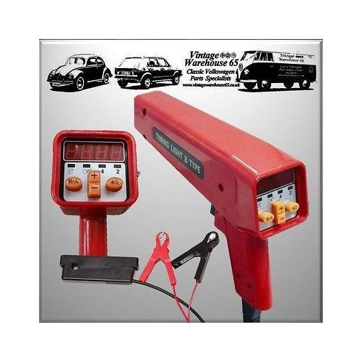 Vw Transporter T2 Camper 12v Engine Timing Light Xenon Strobe Digital Advance