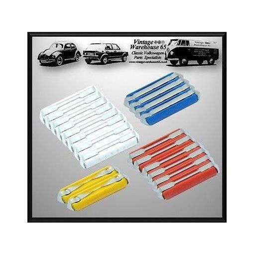 Volkswagen Beetle T1 T2 Classic 20 Piece Emergency Ceramic Fuse Kit