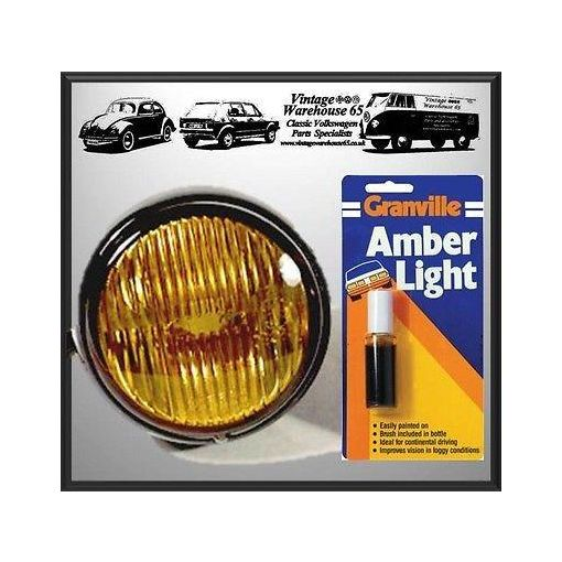 Vintage Warehouse 65 Amberlight Continental Driving Headlight Conversion Lacquer