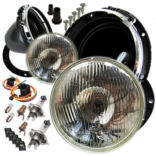 Mini Headlight Conversion Kit